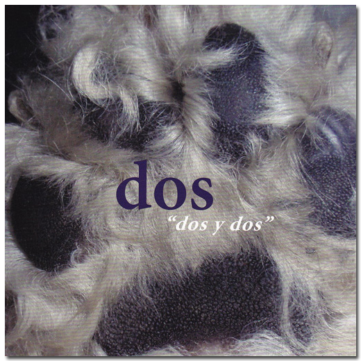 cover of dos' 'dos y dos' album (vinyl version)